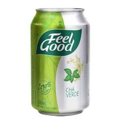 Feel Good Chá Verde com Limão Lata 330ml