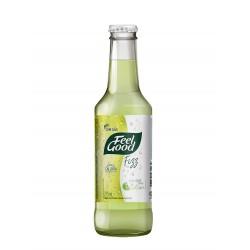 Feel Good Fizz Chá Verde com gás Citrus  Lata 330ml